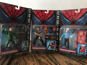 Spider-Man Toy Biz Collectables for Sale in Los Angeles, CA