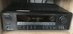 Onkyo Receiver (used) for Sale in Kissimmee, FL