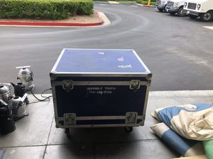 Large Blue Heavy Duty Roadcase for Sale in Fullerton, CA