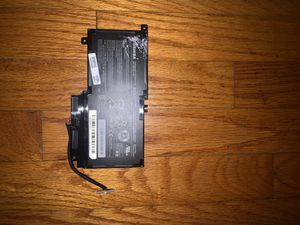 Toshiba lithium ion battery for Sale in Woodbridge, CT