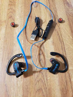 BRAND NEW WIRELESS BLUETOOTH 4.1 SWEATPROOF SPORT GYM HEADSET STEREO HEADPHONE EARPHONE for Sale in San Antonio, TX