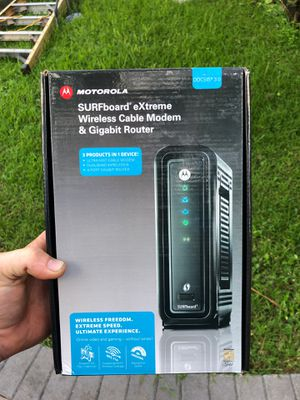Motorola SURFboard eXtreme WiFi modem for Sale in North Miami, FL