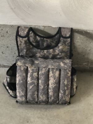 Cross 101 weighted Vest for Sale in Providence, RI