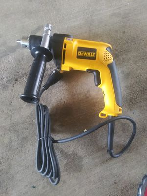 "Dewalt 1/2"" hammer drill for Sale in Dallas, TX"
