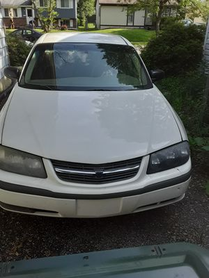 2002 chevy impala selling for parts 300 ..negoitable for Sale in Columbus, OH