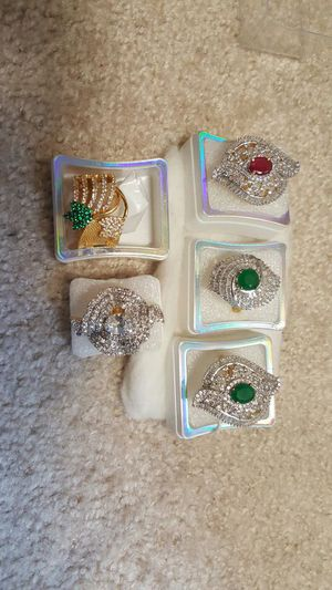 BEAUTIFUL DIAMOND FINGER RINGS for Sale in New York, NY