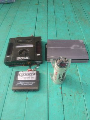 Amplifiers and power safer for Sale in The Colony, TX