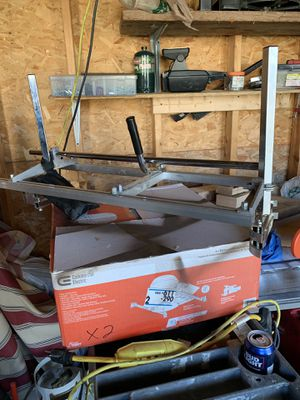 Portable chainsaw mill jig for Sale in Dracut, MA
