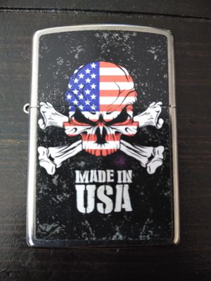 Made in USA zippo for Sale in Hartford, CT