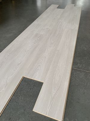 White washed 8mm laminate flooring w/pad included @ 1. 29/sf for Sale in Vancouver, WA