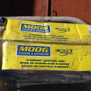 2 Moog control arm and assembly for Sale in Moosup, CT
