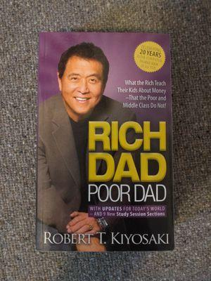 Rich Dad, Poor Dad by Robert Kiyosaki for Sale in Detroit, MI