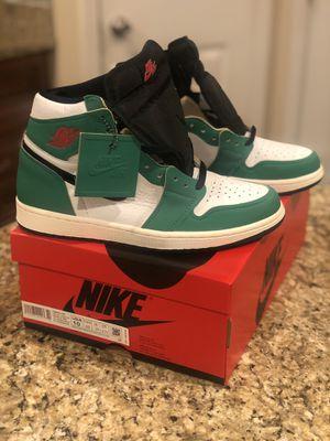 Air Jordan 1 OG lucky green for Sale in Chesapeake, VA