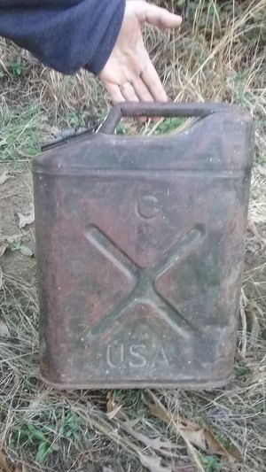 Vintage 1951 US Military Korean war Gas can for Sale in Lexington, MS