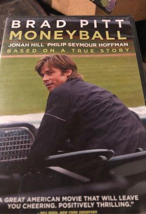 Moneyball DVD for Sale in Plainfield, IL