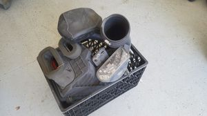 Air filter housing and spare fog lamp lens for Sale in Kent, WA