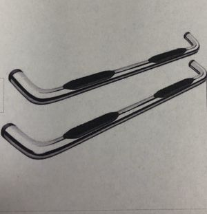 Nerf Bars - Polished Stainless Steel for Sale in North Ridgeville, OH
