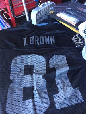Raiders jersey size XL for Sale in Cypress, CA
