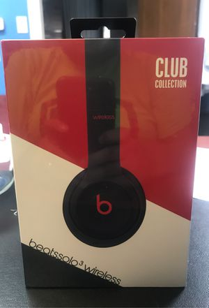 Brand new Beatssolo3 wireless Club Collection $200 for Sale in San Antonio, TX