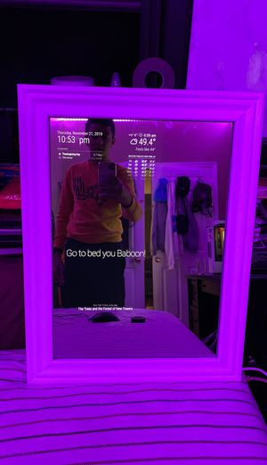 Smart Mirror for Sale in Sterling, VA