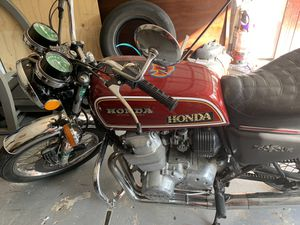 Honda 750four Motorcycle for Sale in Riverdale, GA