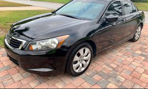 Black 2009 Honda Accord FWDWheels Good for Sale in Jackson, MS