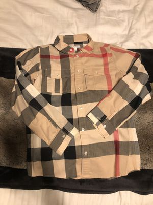 Authentic Burberry dress shirt for Sale in Fresno, CA