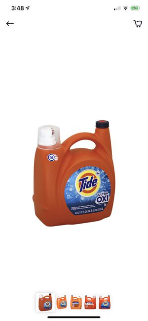 Tide detergent and swiffer sweeper wet for Sale in Los Angeles, CA