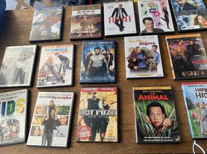 15 movies for $15 for Sale in Pasadena, CA