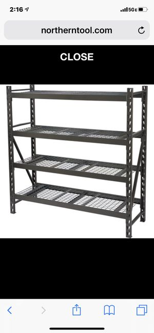 Storage racks for Sale in Canby, OR