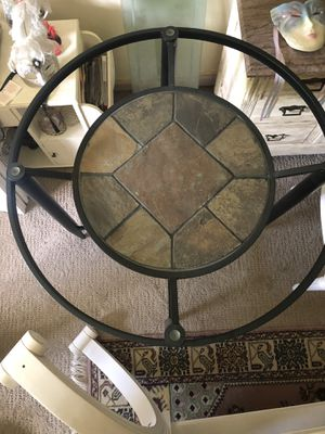Glass Kitchen Table with 4 Chairs for Sale in South Brunswick Township, NJ