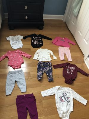 Baby girl clothing for Sale in Hewlett, NY