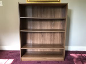 Bookcase with Adjustable Shelves for Sale in Glastonbury, CT
