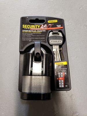 Stanley heavy duty lock - brand new for Sale in Portland, OR