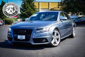 2012 Audi S4 for Sale in Kent, WA