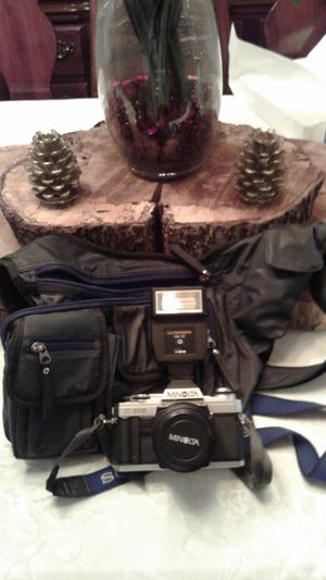 Minolta Camera set for Sale in Houston, TX