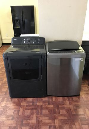 Kenmore Electric Dryer & LG washer for Sale in Houston, TX