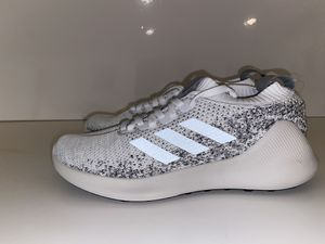 Adidas purebounce+ Mens Running Shoe Size 8 Brand New White/Grey for Sale in Salt Lake City, UT