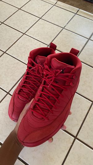Jordan 12 Gym Red Size 10 for Sale in Torrance, CA