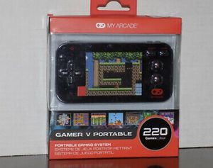 My Arcade Gamer V Portable ( handheld gaming system) used once. for Sale in Bellflower, CA