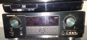 Marantz receiver with blue ray for Sale in Las Vegas, NV