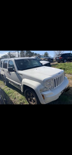 Jeep Liberty 2008 4x4 3.7L for Sale in Gainesville, GA