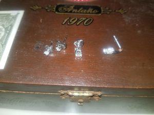 Diamond earings different style for Sale in Phoenix, AZ