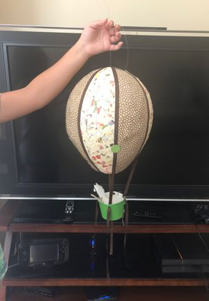 Adorable Hot Air Balloon Handmade for Sale in Fontana, CA