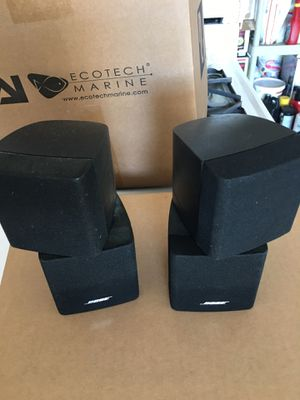Bose cube speakers for Sale in Tampa, FL