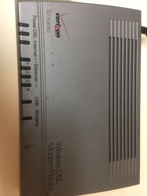 Wireless Modem and Router for Sale in Riverside, CA