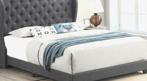 Hot Deal Brand New Designer Bed Frame King $298 Queen $218 Full - $208 for Sale in Chula Vista, CA