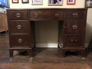 Antique Desk for Sale in Lockport, IL