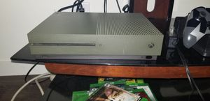 Xbox One, 3 Controllers, Games and Charger for Sale in Newport, MN