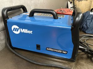 Millermatic 141 welder for Sale in Escondido, CA